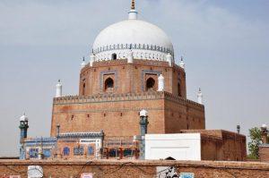 Baha-ud-Din Zakariya Tomb