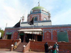 Shah Shams Tabraiz Tomb