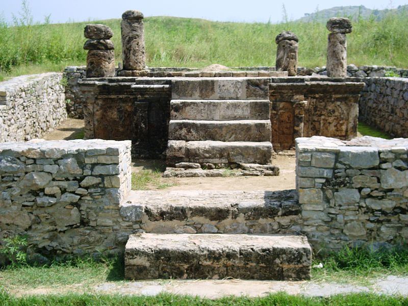 Sirkup-Remains-Taxila
