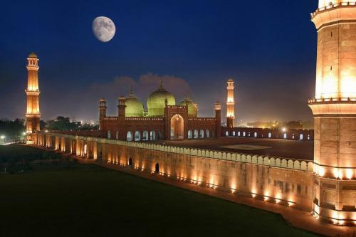Badshahi Mosque Pakistan