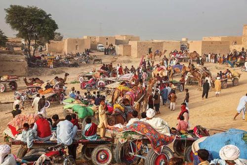 Channan pir festival
