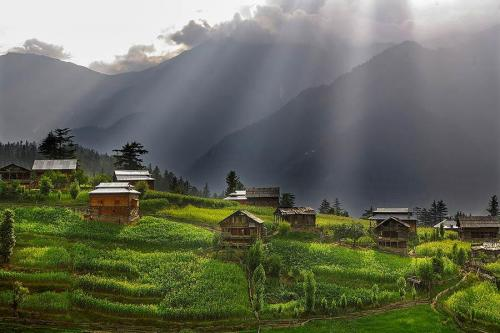 Neelum valley Pakistan.