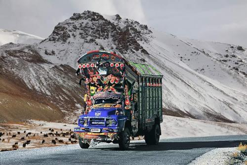 Truck Painting Pakistan
